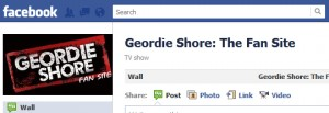 The Geordie Shore Fan Site Facebook Fan Page