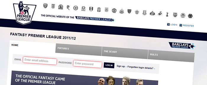 PremierLeague.com Reveal The Personal Details Of Over Two Million Users